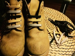 sur chaussures