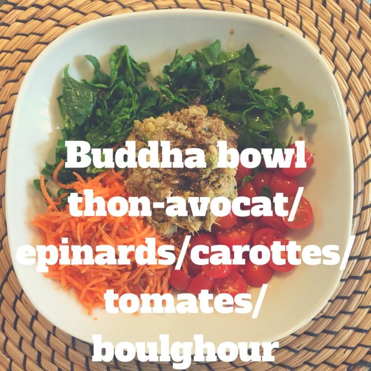 buddha-bowl-thon-avocatepinardscarottestomatesboulghour