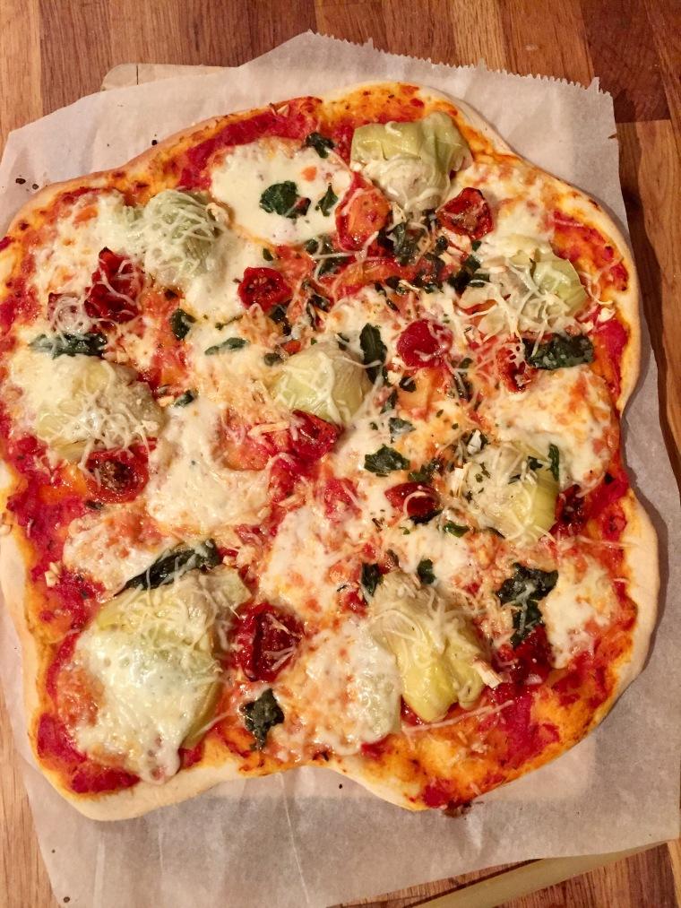 pizza-sortie-du-four